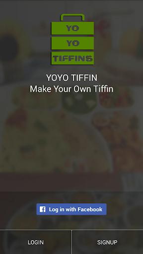 YoYoTiffin