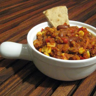 Turkey Pineapple Chili