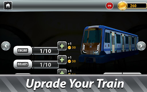 Moscow Subway Driving Simulator 1.3 screenshots 4