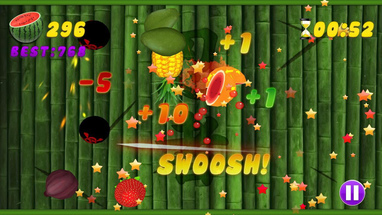 Fruit games free download - Fruit Cut Free Game Screenshot