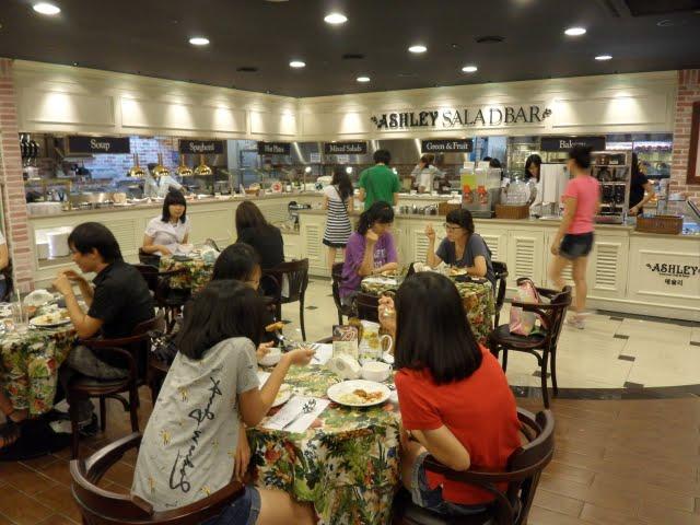 Ashley restaurant pohang