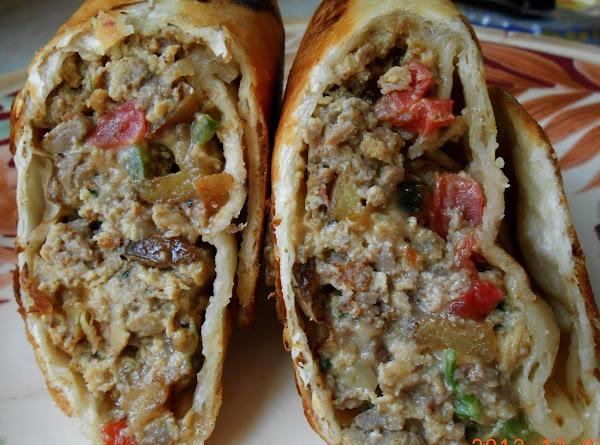 Tex Mex Breakfast Chimichanga Recipe