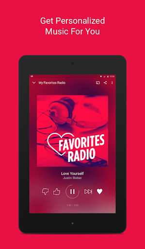 iHeartRadio Free Music & Radio screenshot 16