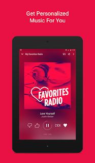 iHeartRadio Free Music & Radio screenshot 15