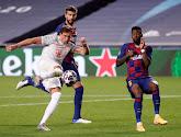 Ligue des Champions: le Bayern privé de deux cadres