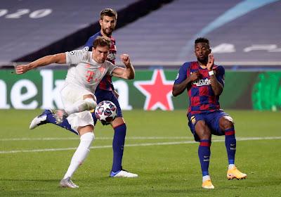 """Leon Goretzka n'a eu aucune pitié pour Lionel Messi : """"C'était amusant de l'humilier"""""""