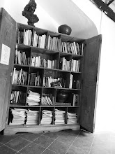 Photo: bibliothéque je veux la même...