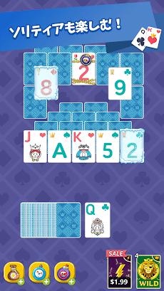 テーマソリティア:カードゲームもしてタワーも飾り!のおすすめ画像3
