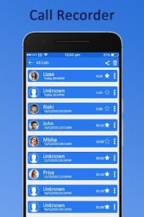 Automatic Smart Call Recorder - náhled