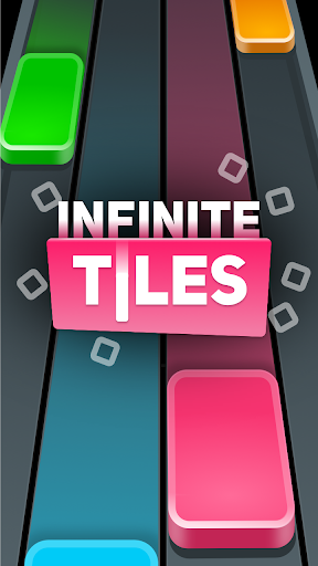 INFINITE TILES - Be Fast! screenshots 1