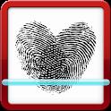 Fingerprint Love Scanner Prank icon