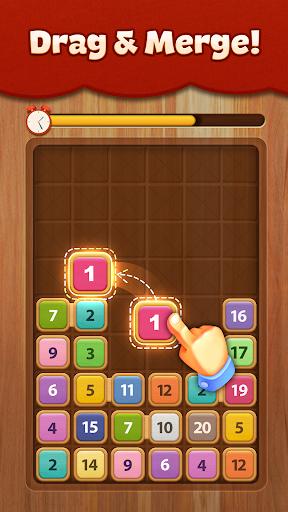 Merge Wood: Block Puzzle 1.6.3 screenshots 1