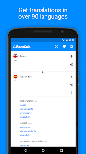 Free Translator & Dictionary Screenshot 1