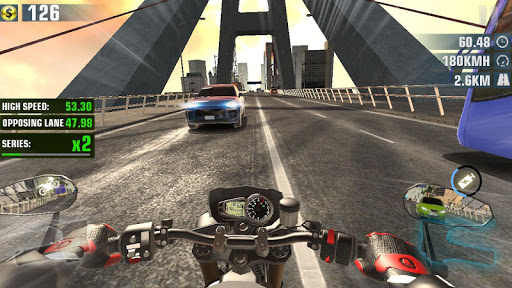 Speed Motor Dash:Real  Simulator screenshot 7