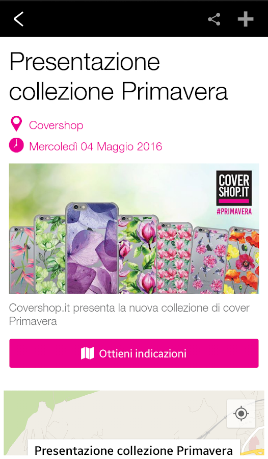 CoverShop- screenshot