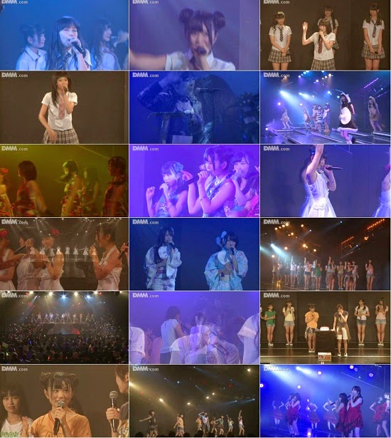 "(LIVE)(公演) HKT48 チームH ""青春ガールズ"" 秋吉優花の生誕祭 141014 & 141020 & 141022 & 141028"