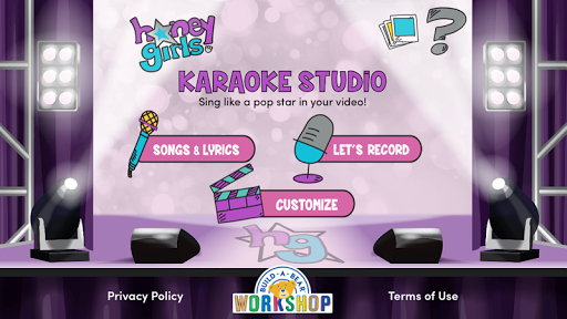 Honey Girls Karaoke Studio screenshot