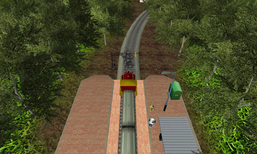 玩免費模擬APP|下載Animal Train Pet Transport app不用錢|硬是要APP