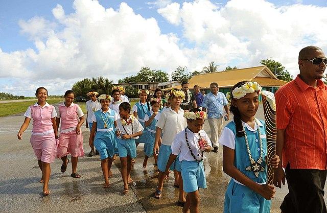 Literacy in Tuvalu