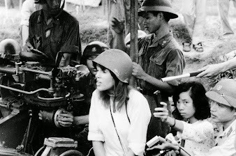 JANE  FONDA: VN war CRIMINAL (1954-1975)