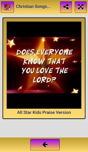 Christian Children's Songs Apk Download 5