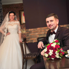 Wedding photographer Olga Kaloshka (Lerka13112006). Photo of 28.01.2017