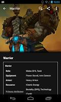 Screenshot of Wikia: Wildstar