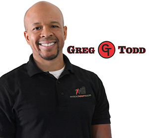 Greg Todd's mentorship program