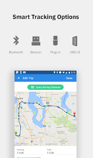 TripLog 2.0 Mileage Tracker - náhled