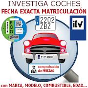 Investiga Coches - Fecha Exacta Matrículación