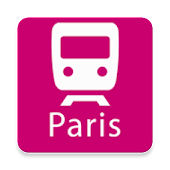 Paris Rail Map