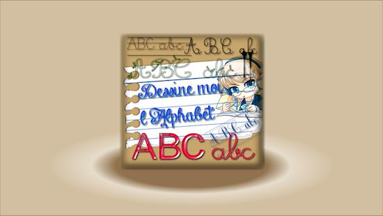 Dessine moi l'Alphabet - náhled