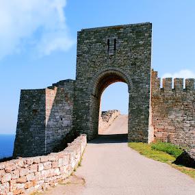 Cape Kaliakra by Alex Alex - Buildings & Architecture Statues & Monuments ( black sea, cape, kaliakra, coast, bugaria )