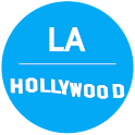 Los Angeles Guide, Travel icon