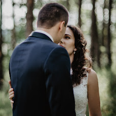 Wedding photographer Aleksandra Dobrowolska (moosewedding). Photo of 09.03.2018
