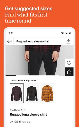 Zalando – fashion, inspiration & online shopping 4.67.0 screenshots 13