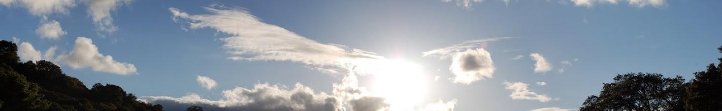 Photo: Winged Sun (Unedited)