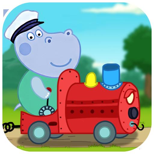 兒童火車 教育 App LOGO-APP開箱王