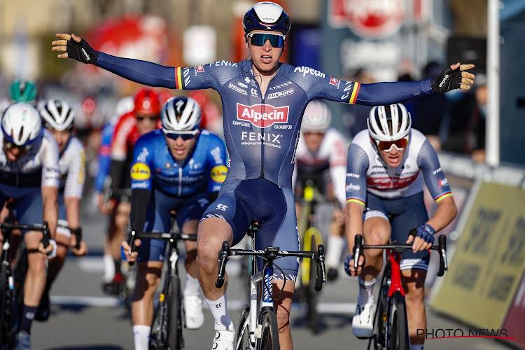 """Merlier droomt stiekem van ritwinst in Giro en wil ook graag nog naar Tour: """"Ga Groenewegen niet scheef bekijken"""""""