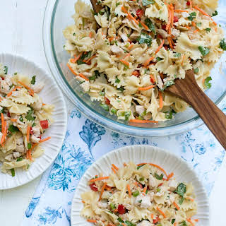 Low Sodium Pasta Salad Recipes.