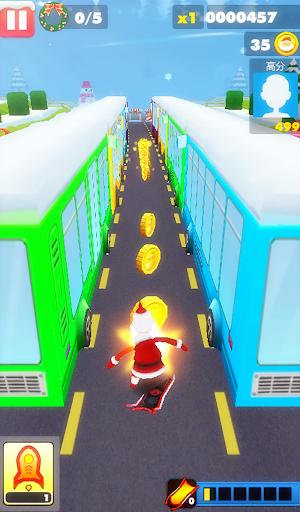 Santa Run apkmr screenshots 12
