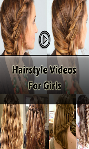 Hairstyle Videos for Girls  screenshots 2