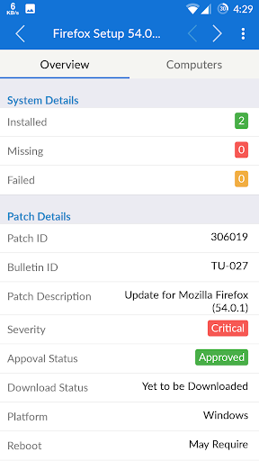 ManageEngine Patch Manager Plus  screenshots 3
