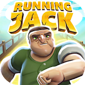 Running Jack: Super Dash Game