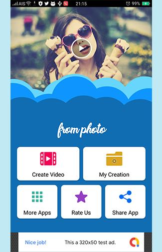 Video Star u2013 Make Video Magic from Photo 1.0 screenshots 1