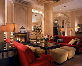 Photo: Loews Denver Hotel combines the elegance of an Italian villa with majestic Rocky Mountain views to create a unique luxury Denver hotel experience.