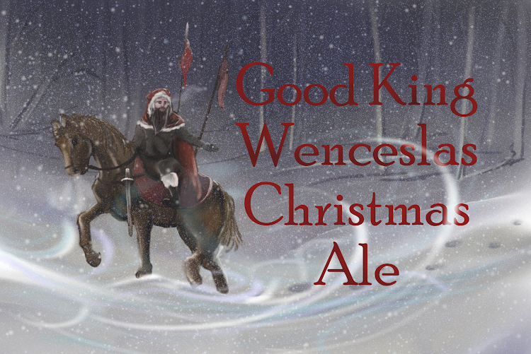 Logo of Brooks Good King Wenceslas Christmas Ale
