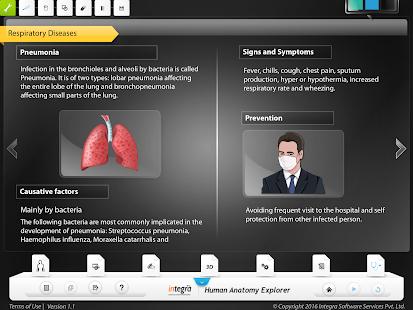HumanAnatomy-RespiratorySystem screenshot