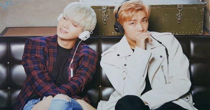 6 melodii produse de RM și Suga din BTS pentru alți artiști