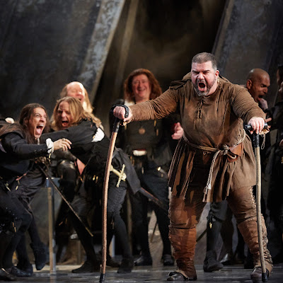 The price of vengeance: Rigoletto at ROH